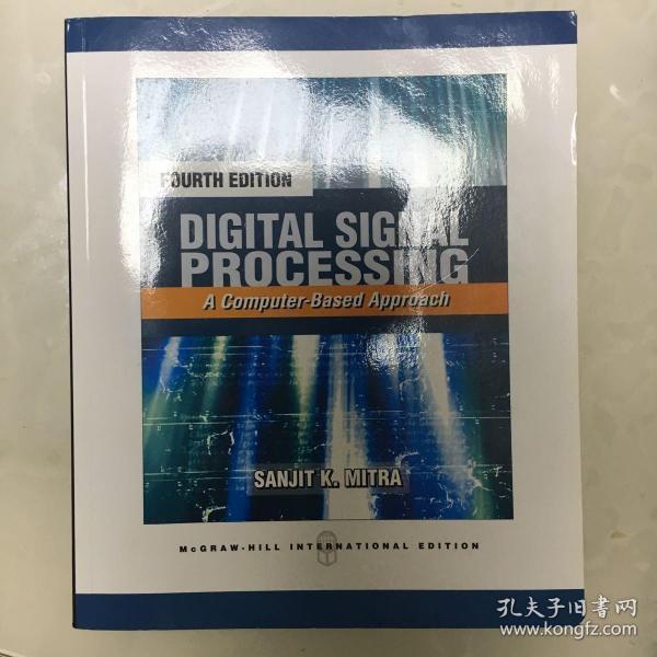 DIGITAL SIGNAL PROCESSING 数字信号处理