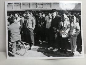 银川南门汽车站务工人员照片