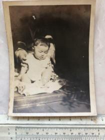 民国时期日本儿童老照片