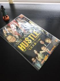 飞天大盗 1-3季 DVD 2碟装