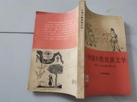 中国少数民族文学