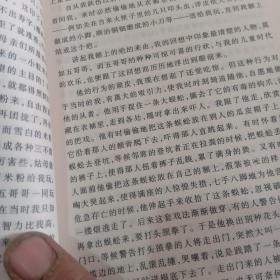 独白:中国名人自画像(扉页撕掉了)