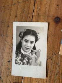 5398F:1954年良友照相馆拍摄 美女照片