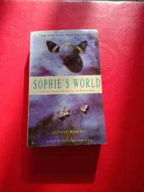SOPHIE'S WORLD 苏菲的世界、