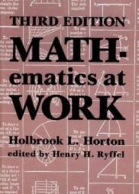 Mathematics At Work