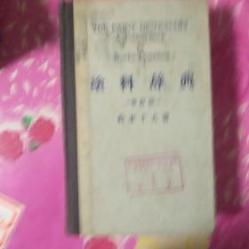 THE PAINT DICTIONARY A Pocket-Book for Works Practices 涂料辞典 一改盯版一 松本十九著