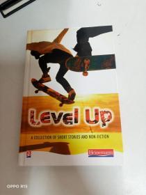 【外文原版】Level UP