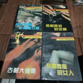 80年代大案要案侦破纪实丛书(12本全)(3-1)