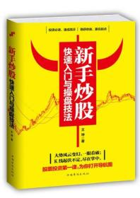 正版二手  新手炒股快速入门与操盘技法  王坤  著  9787511359193