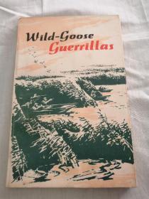 雁翎队的故事•英文版1973年初版
