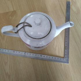 3老瓷壶茶壶一把,中国唐山瓷,包老保真