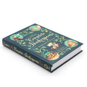 英文原版 Usborne Complete Shakespeare 莎士比亚全集儿童版全彩