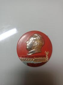 毛主席像章(文革时期)
