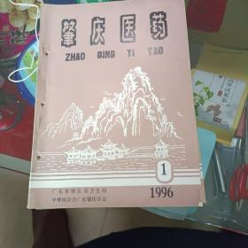 1996-1肇庆医药