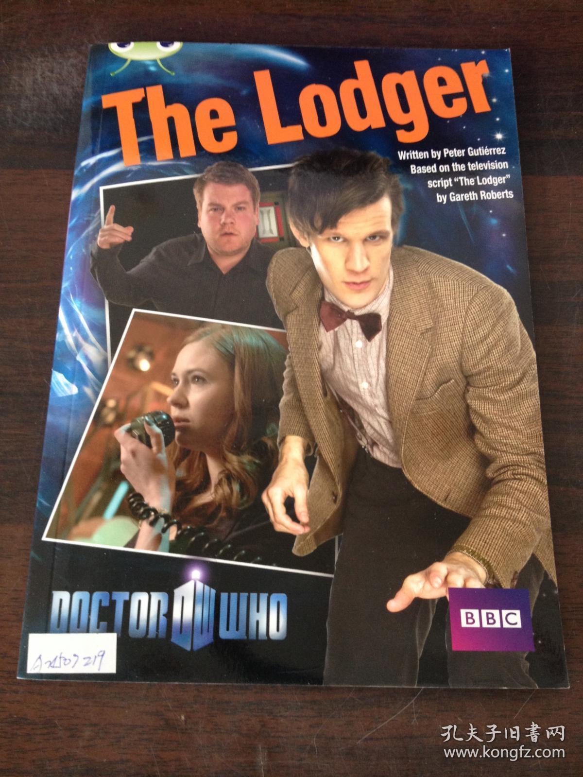 【外文原版】The Lodger-房客