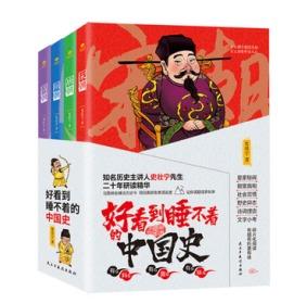 好看到睡不着的中国史全4册