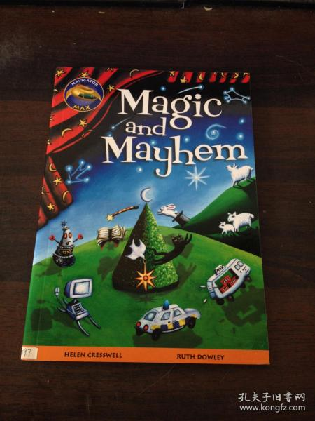 【外文原版】Magic and mayhem-魔法和混乱