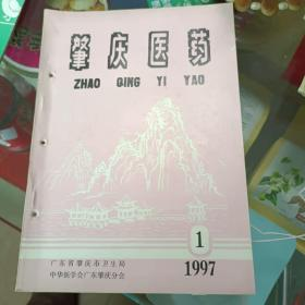 1997年肇庆医药