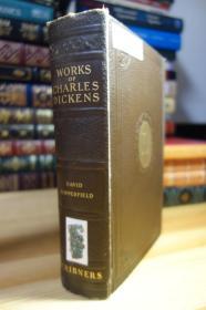 1926年 精装毛边 插图版 狄更斯的 大卫科波菲尔 The personal history of David Copperfield , Parts I & II