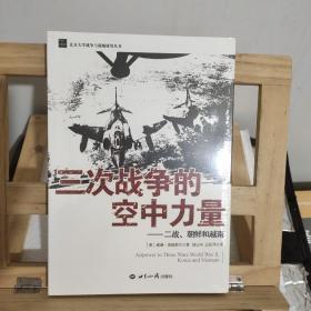 三次战争的空中力量:二战、朝鲜和越南