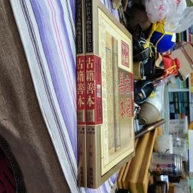 古籍善本-中国传世文物收藏鉴赏全书(全二册)(彩图版)