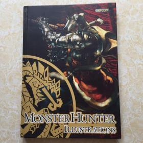 Monster Hunter IllustrAtions【怪物猎人-2】【精装16开】