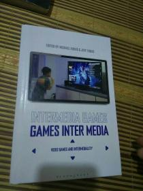 INTERMEDIA GAMES,  GAMES INTER MEDIA,精装16,英文原版