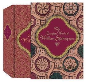 威廉·莎士比亚戏剧全集 英文原版 The Complete Works of William Shakespeare
