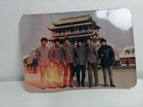 银川南门广场照片