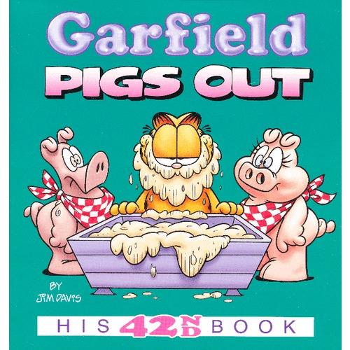 Garfield Pigs Out加菲猫系列