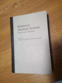 Relational Database Systems: Analysis and Comparison
