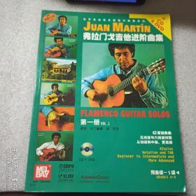 弗拉门戈吉他进阶曲集1( 缺DVD,缺CD )