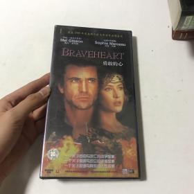 BRAVEHEART(勇敢的心)3张DVD 光盘