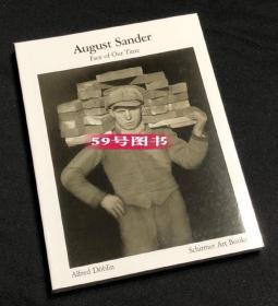 現貨  August Sander: Face of Our Time