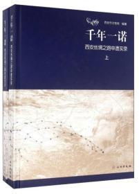 千年一诺:西安丝绸之路申遗实录(上下册)