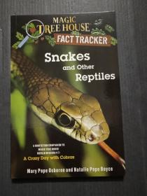 Snakes and Other Reptiles: A Nonfiction Companion to A Crazy Day with Cobras