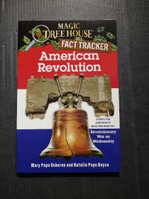 Magic Tree House Research Guide: American Revolution神奇树屋系列:美国革命
