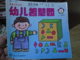 观察力的训练:幼儿智慧园2(3-6岁适用)