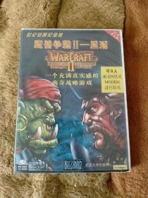 游戏光盘 魔兽争霸2 简体中文版