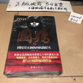 国殇:国民党正面战场抗战纪实上下2册全