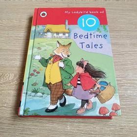 英文原版 我的10个睡前故事的瓢虫书;MY LADYBIRD BOOK OF10 BEDTIME TALES