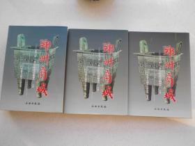 【郑州商城:1953~1985年考古发掘报告(上中下册)】精装本
