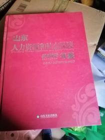 山东省人力资源和社会保障年鉴 2012