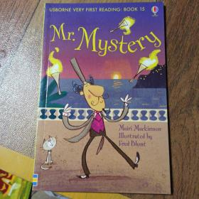 Mr MY STERY  (USBORNE VERY FIRST READING: BOOK 15)