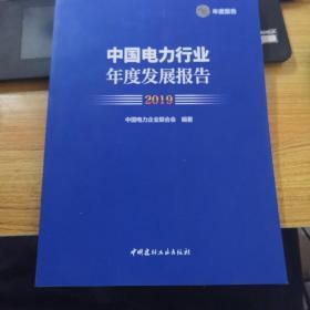 中国电力行业年度发展报告2019