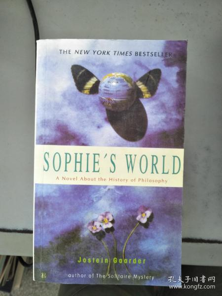 Sophie's World苏菲的世界 英文原版