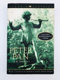 Peter Pan 英文原版-《彼得潘》(皮特潘、潘彼得)