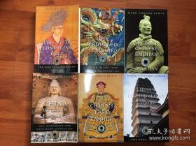 哈佛中国史 (全6册)英文原版  陆威仪、迪特·库恩、卜正民、罗威廉著