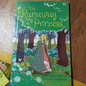 THE RUNAWAY PRINCESS (USBORNE YOUNG READING)