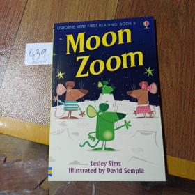 Moon Zoom       USBORNE VERY FIRST READING:   BOOK 8